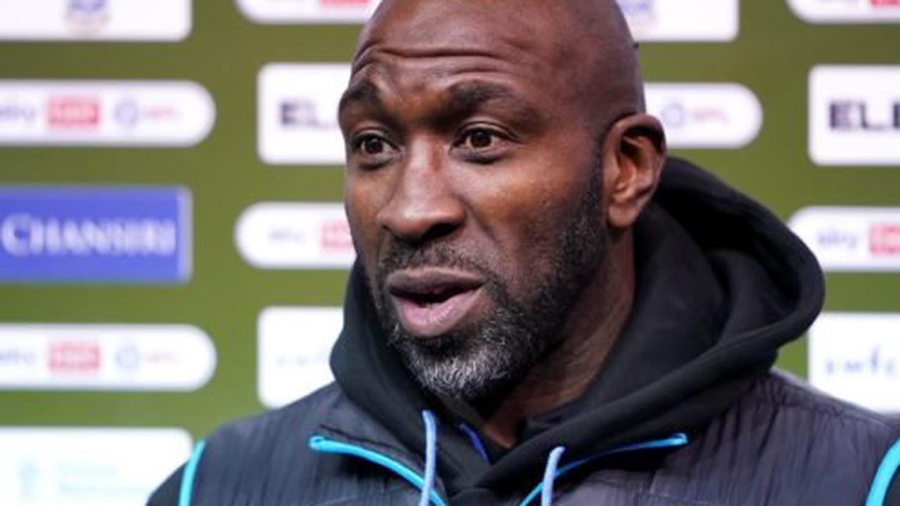 Sheffield Wednesday boss Darren Moore to return to dugout following coronavirus