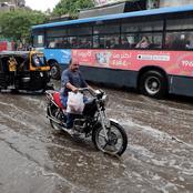 الأرصاد تعلنها: الأمطار تضرب هذه المحافظات غدًا.. وهذه الظاهرة تتواجد على القاهرة