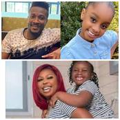 Cuteness: Between The Daughter Of Asamoah Gyan And Afia Schwarzenegger Who Looks More Cute And Nice