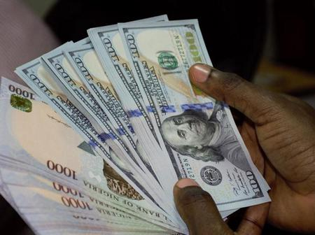 Dollar To Naira Rate Is No More N485, Here's The New Price In The Black Market