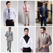 Dear Men, Check Out Some Trendy Corporate Attires You Can Rock To Work