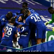 Football/ LDC: après 7 ans d'absence, voici l'adversaire de Chelsea FC en demi-finale