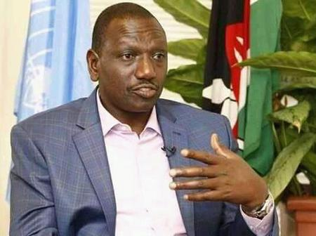 Reactions As DP Ruto Reveals What he Misses Most