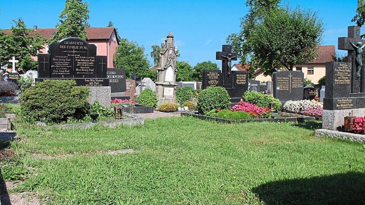 Freiflächen im alten Friedhof nutzen