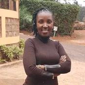 Two New Suspects From Kisii Have Been Arrested In Connection With Caroline Maina's Brutal Murder