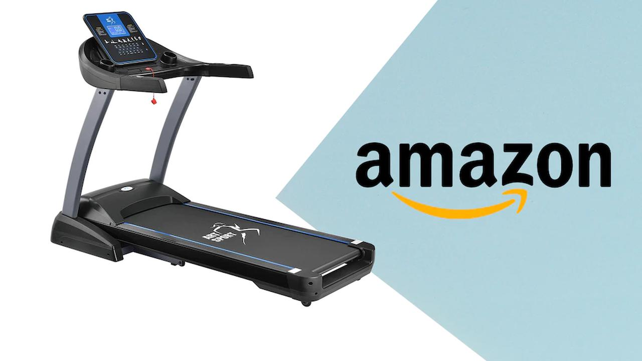 Laufband bei Amazon im Angebot: Preiswert trainieren mit dem ArtSport