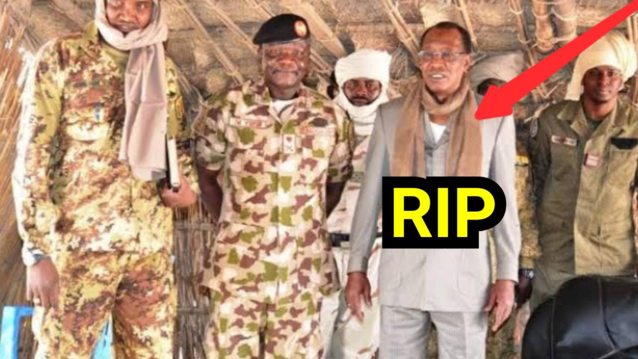 Check Out What Late Chad's President Did To Boko Haram Fighters That Made Him A Hero (Photos)
