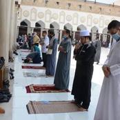 بشرى سارة للمواطنين في شهر رمضان بشأن صلاة التراويح والمساجد