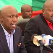 KANU Official Faces The Wrath Of Kenyans As he Tries To Compare DP Ruto to Gideon Moi