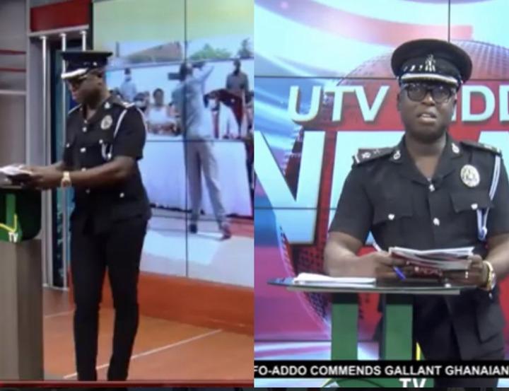 c990e7af10ee4362968bd14518c74191?quality=uhq&resize=720 - Ghana Police Chief Superintendent Kofi Sarpong Appears On UTV As A News Anchor