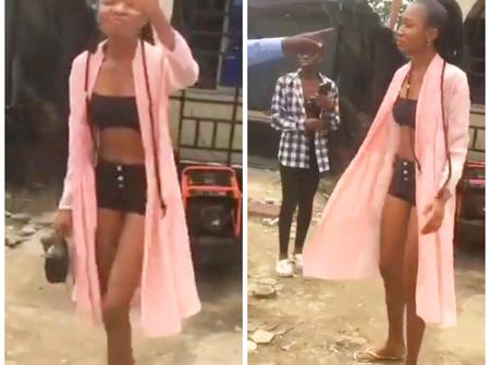 She Was Disgraced By A Pastor For Exposing Her Body And This Is What Happened Next (Video)
