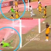 Khune from receiving 4 goals against Raja casablanca straight to the national team Afcon squad