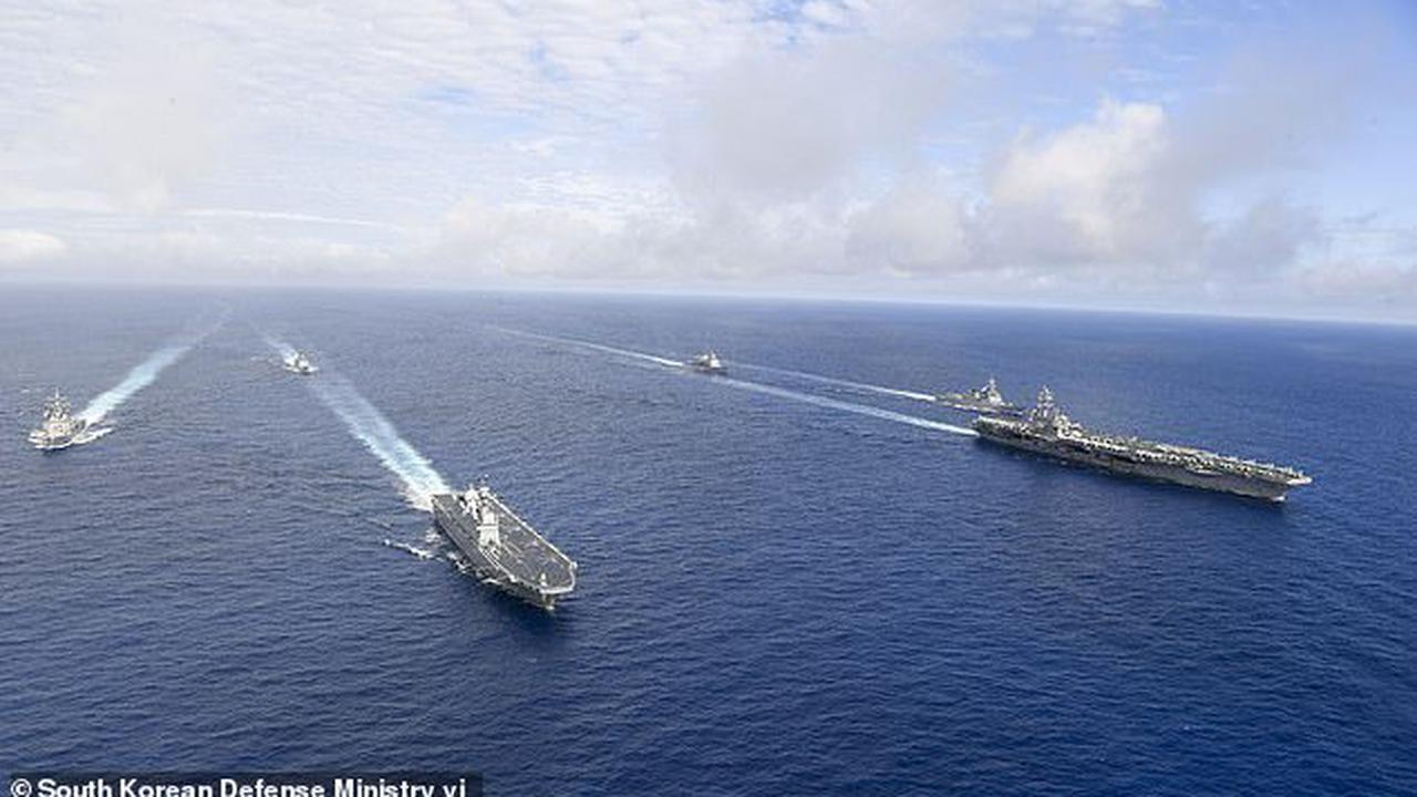 South Korean attempts to engage with North Korea in doubt after hefty defeats for ruling party
