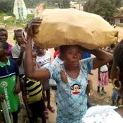 See What This Old Woman Was Caught Trying To Do In Abia State