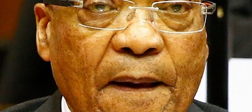 Jacob Zuma is the most colourful and controversial president South Africa has had