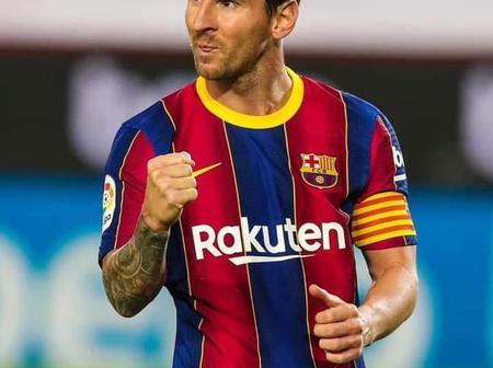 Selon Léo Messi voici le joueur qui l'a beaucoup impressionné
