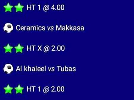 Tuesday Night Football Matches Predictions to Stake on