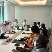 Outstanding Kenyan Senator In Dubai Lobbying for Kenyan Workers Impresses Kenyans