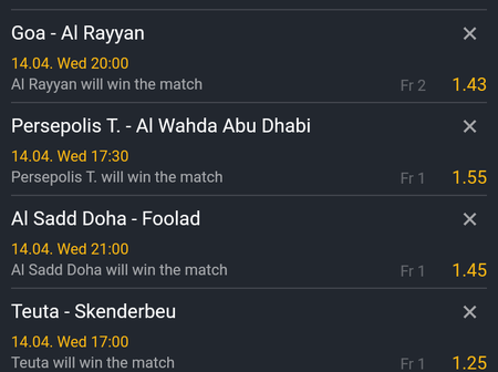 5 Total (Odds)Of 257.36 Sportpesa Prediction Tonight