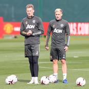 Solskjaer Gives Positive Update on Cavani, McTominay and Van De Beek Ahead of Chelsea Match