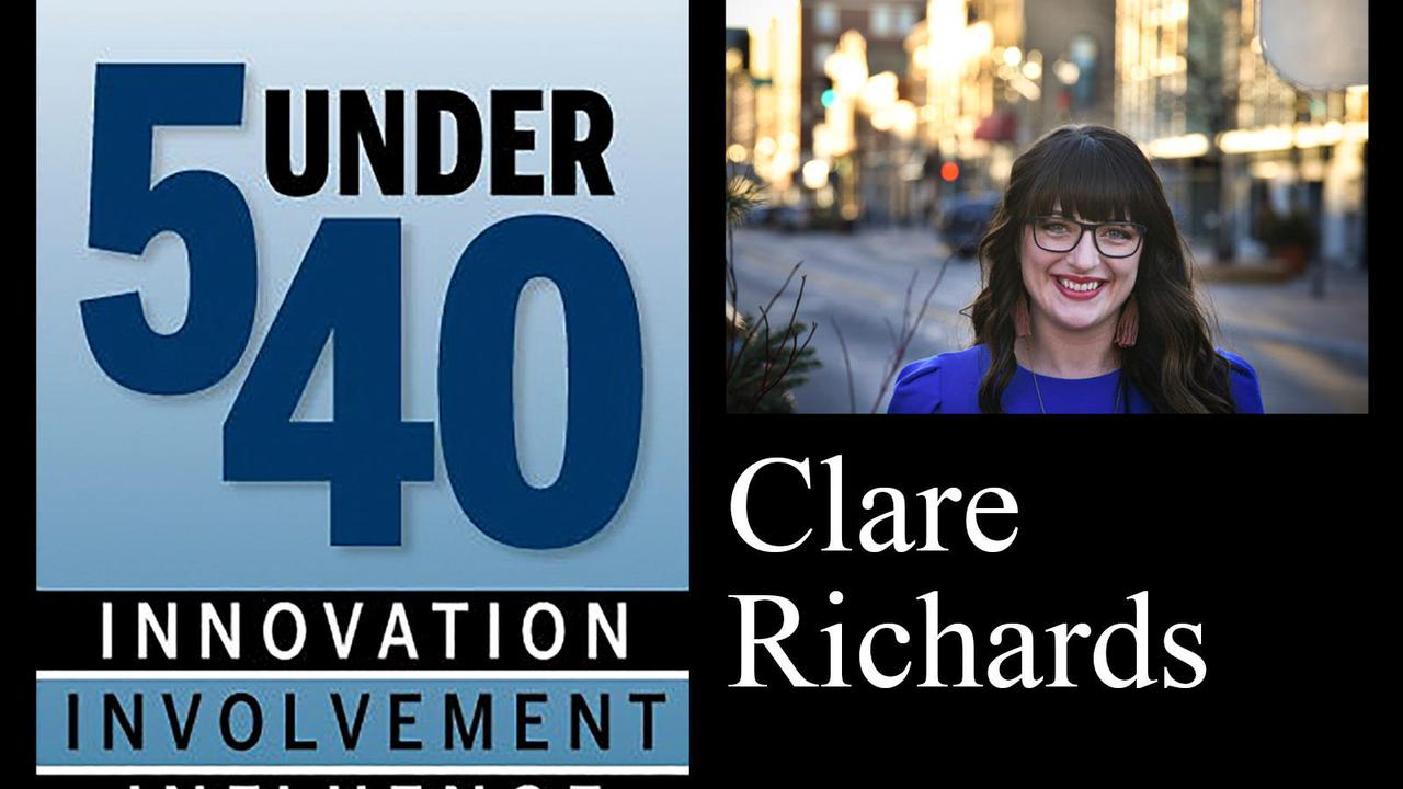 Clare Richards: A leader of new leaders