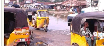 Reasons Why Abia State has Bad Roads(photos)