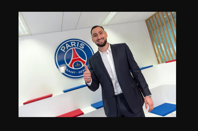 Gianluigi Donnarumma signs for PSG on a free transfer from AC Milan after winning best player at EURO 2020