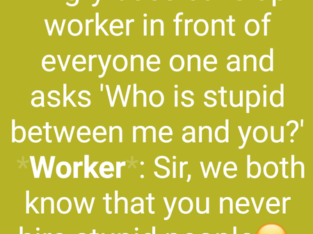 Funny conversations between bosses and their workers that will make you laugh out loud