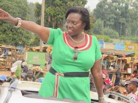 Martha Karua Stern Question To Raila Odinga After Edwin Sifuna Allegedly insulted Aisha Jumwa