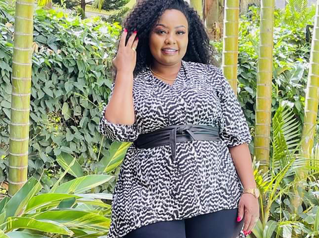 Senator Omanga Advises Her Fans On How To Survive During The Lockdown