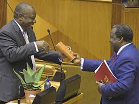 Unexpected  Grants will No Longer Be Paid & Alcohol Will Be Re-banned, Mboweni Warns South Africans.