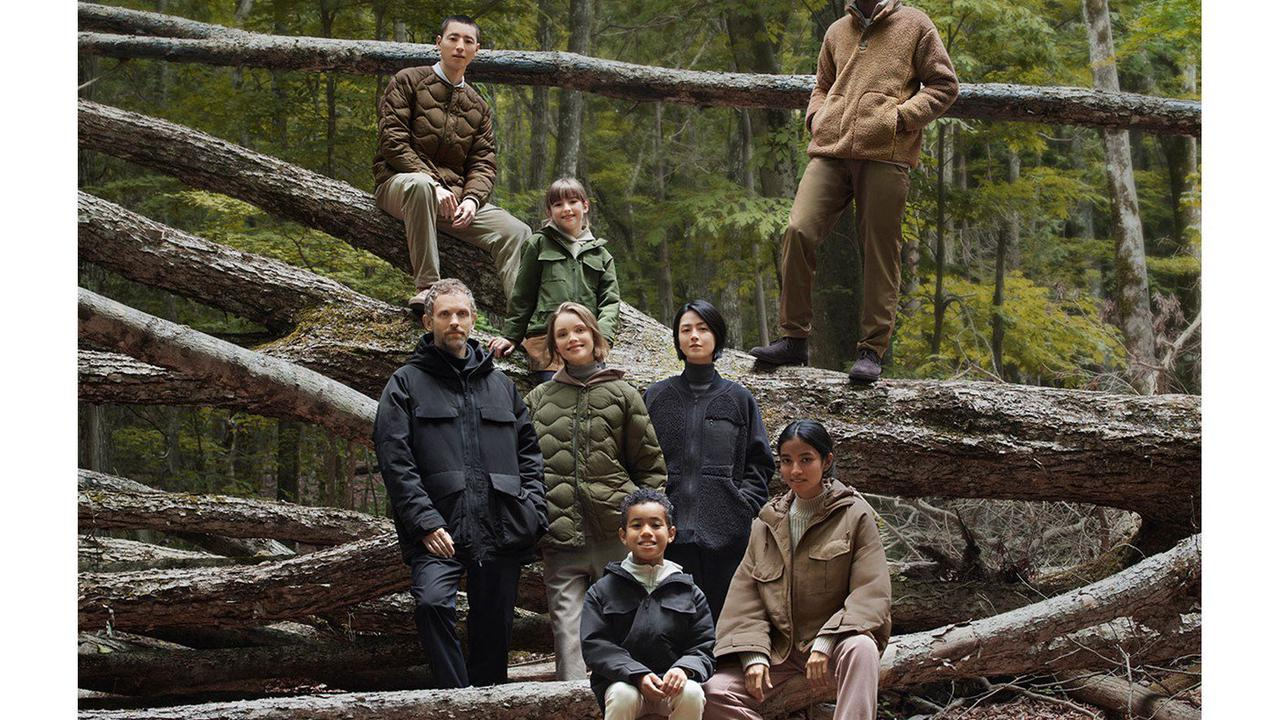 UNIQLO Taps White Mountaineering for Cozy Outerwear Collection