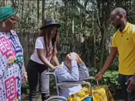Maria Series: Maria and Luwi Visit Omari and Invites Him to Their Wedding