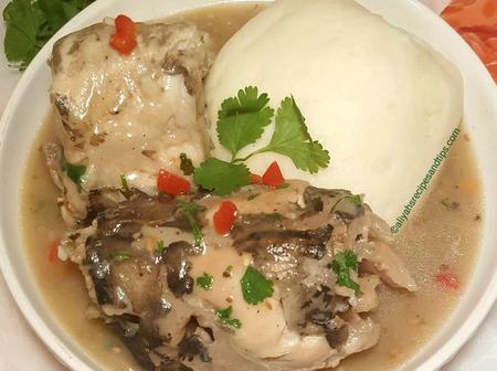 Opinion: The best soup in Igbo land and how it's been prepared