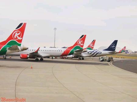 Features Of JKIA That Proves Kenya Has a World Classic Airport In Africa