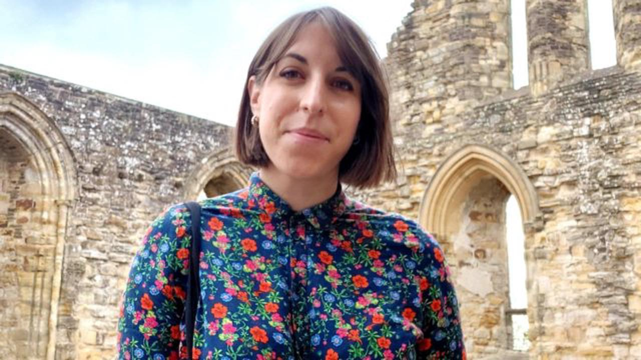 I love talking so I tried an hour of monastic silence at an English Heritage abbey