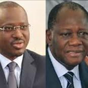 Promesse épissée de Guillaume Soro à son ancien mentor Ouattara