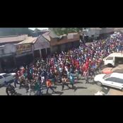 These are the photos of overseas nationals who incited violence round Hilbrow