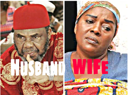 Fact: Is Pete Edochie Married To Rita Edochie? Read This article To Find Out
