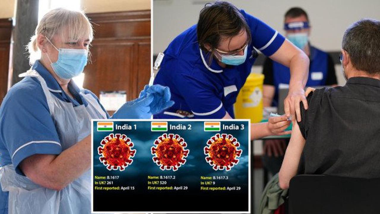 Surge in UK cases of Indian Covid variant 'could delay lockdown', fear experts