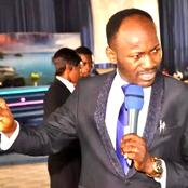 Reactions As Apostle Johnson Sulemane Releases Dangerous Prophecy Over Killing Of Protesters