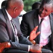 Oscar Sudi Sends Strong message to Uhuru Kenyatta concerning Today's Chaos