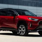 The new 2021 TOYOTA RAV4 which can actually drive itself, Explore