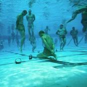 PHOTOS: What Marine And Navy Seal Pass Through In Training Camps