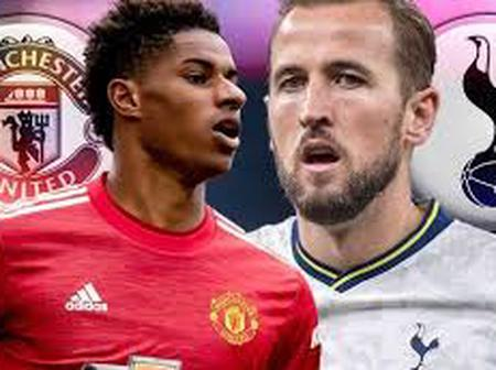 Man United Player Rating Against Spurs