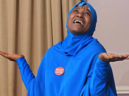 See reactions Aisha Yesufu got for Asking if Orlu Is The Sambisa Forest