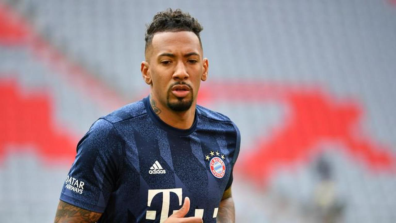 Jerome Boateng: Bayern Munich confirm defender will leave club this summer when his contract expires