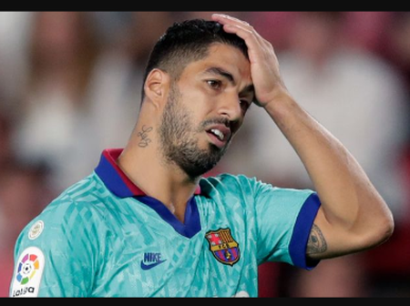 Revealed: Reason Why Suarez Cried At Barcelona Before His Departure To Atletico Madrid