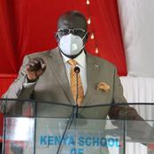 Professor Magoha Issues Conditions For Invigilators And Supervisors In The Coming Exams