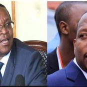PS Kibicho To Record Statement At DCI Headquarters Over Sonko's Allegations Over 2017 Chaos